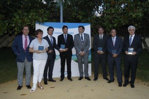 Cena/coctel y entrega de premios del I Congreso Eolico Español.
